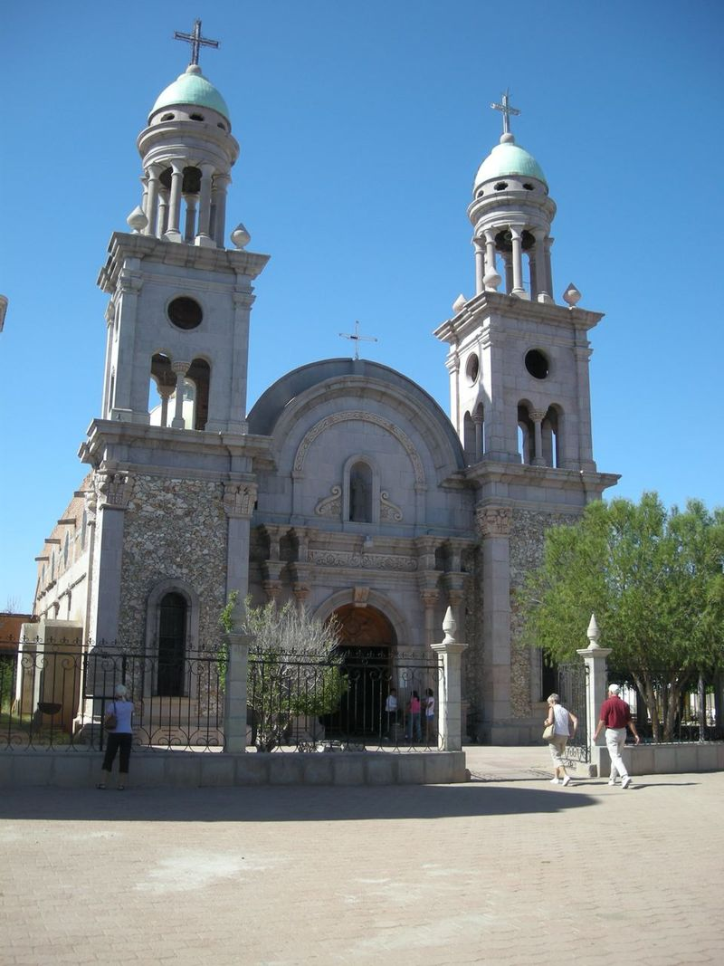 Ures Cathedral