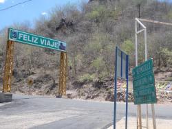 El Novillo street