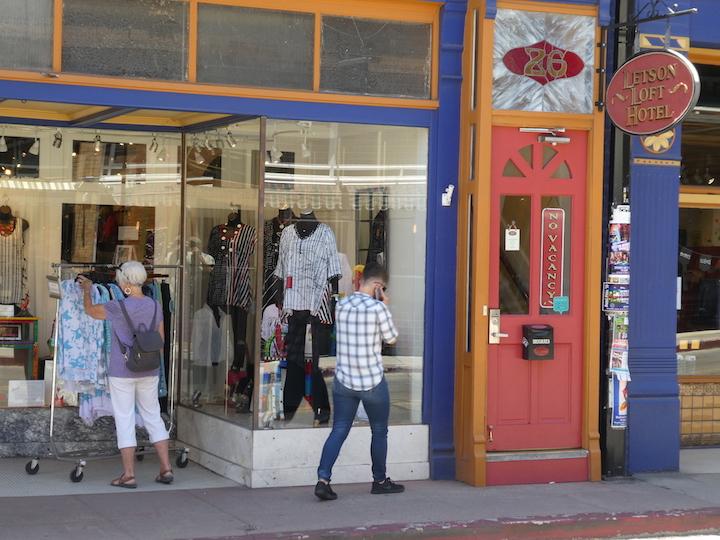 Bisbee shopping