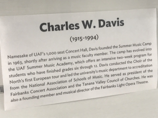 Fairbanks Davis label