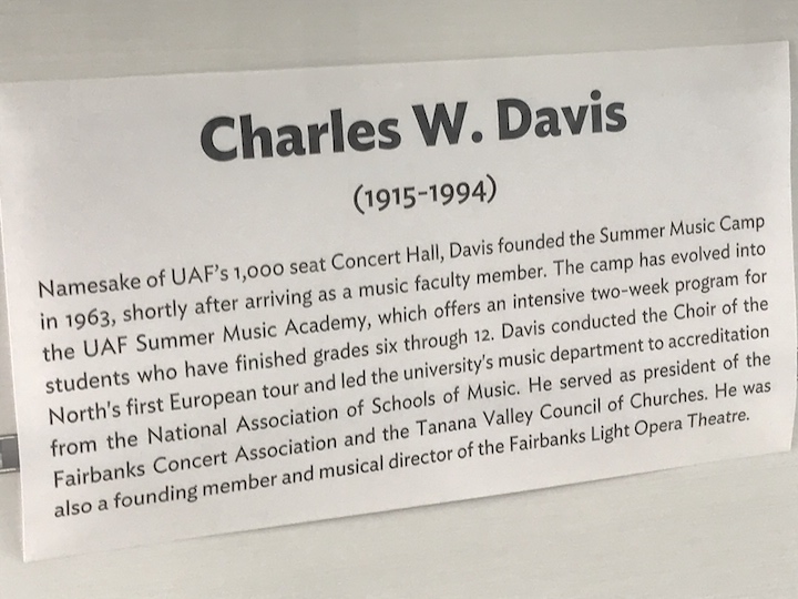 Fairbanks Davis label
