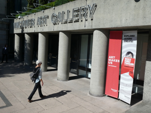 Vancouver.ArtGallery.Entry