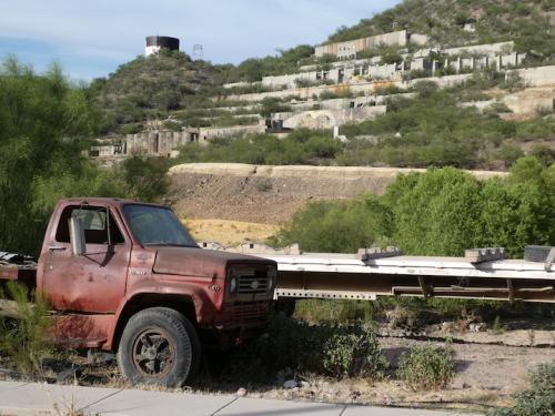 Nacozari Hills