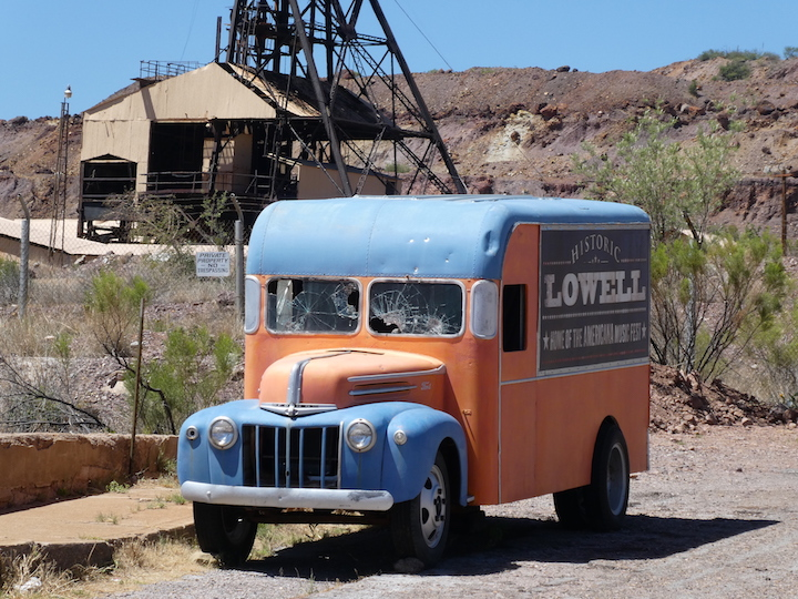 Bisbee Lowell 1