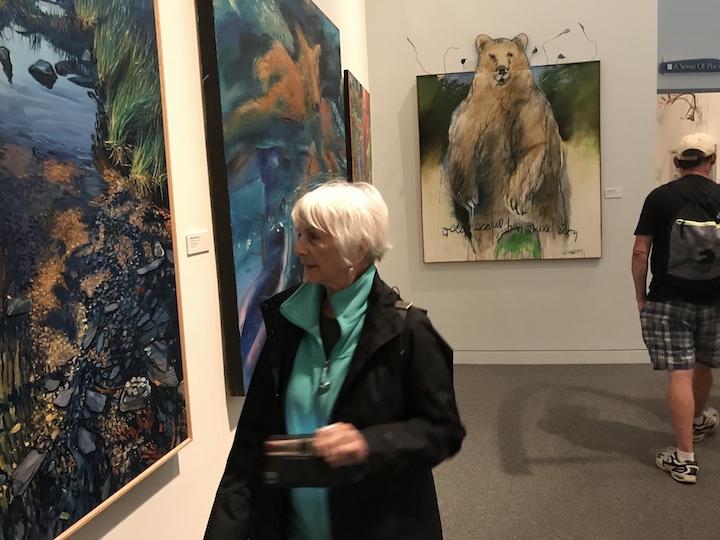 Fairbanks Museum viewing