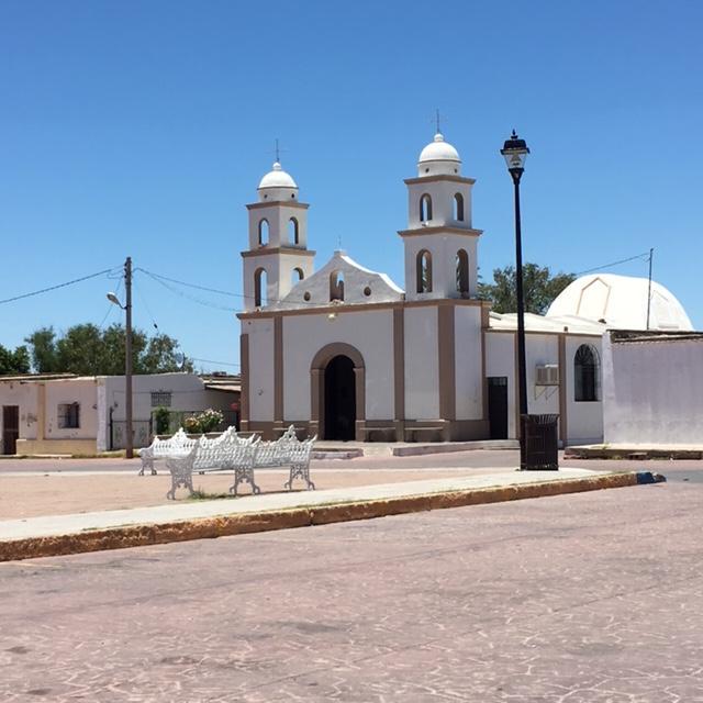 Mazatan church