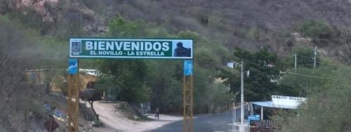 Bienvenidos El Novillo