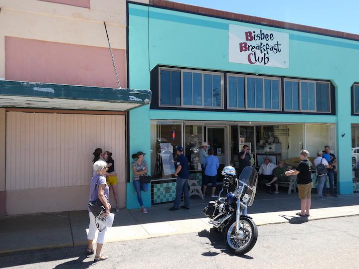 Bisbee Breakfast Club 2
