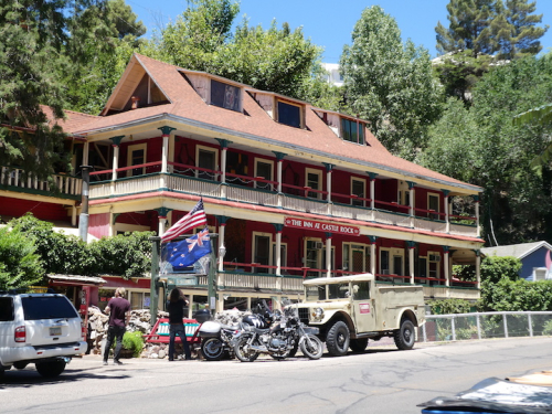 Bisbee Lodge