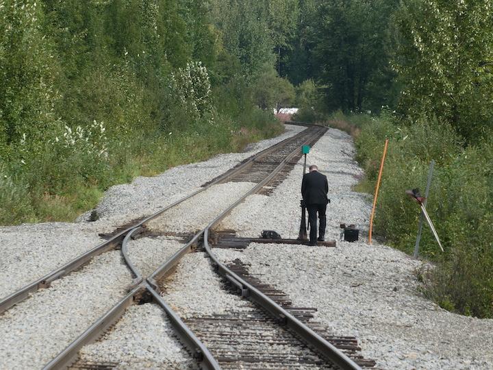 Train Engineer switching 1