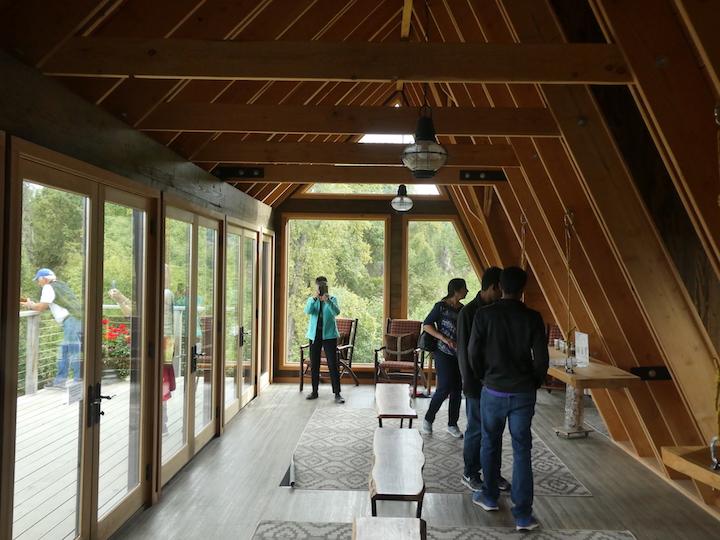 Talkeetna Lodge Treehouse 7