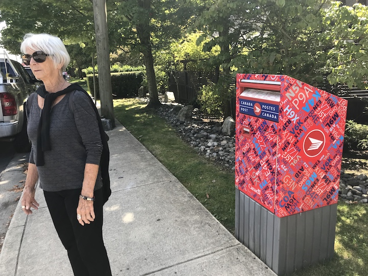 Vancouver.PostBox