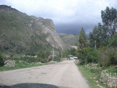 40 Nearing Huancavelica