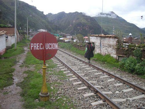 48 Tracks for the train that didn't run