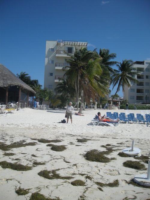 03 - Beach at Isla Mujeres