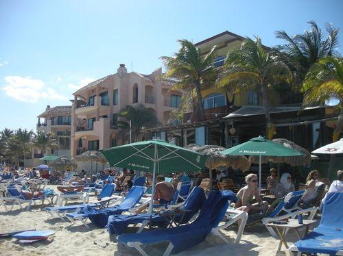 12 - Beautiful people on the beautiful playa