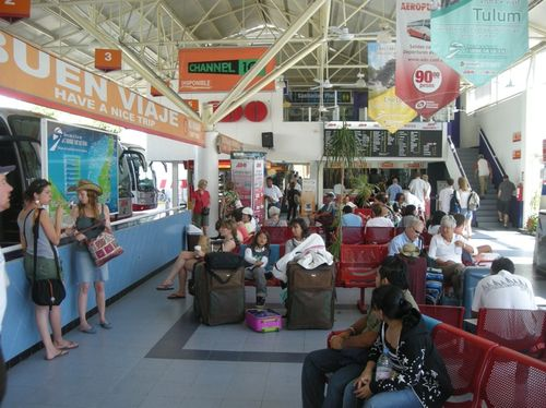 18 - And the bus stations are first class, too