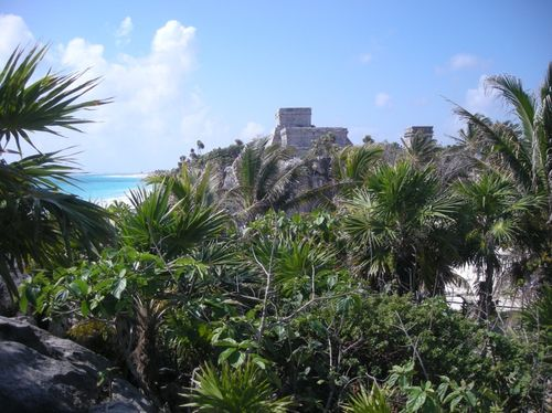 28 - Tulúm ruins